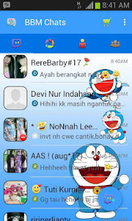 Download BBM Mod DORAEMON 2.9.0.29 APK
