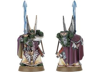 Warhammer 40k Dark Vengeance box set - Company Master