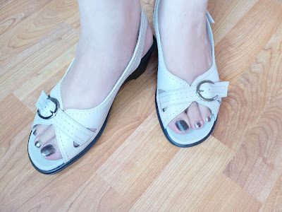 Hotter shoes, woman sandals, leather sandals