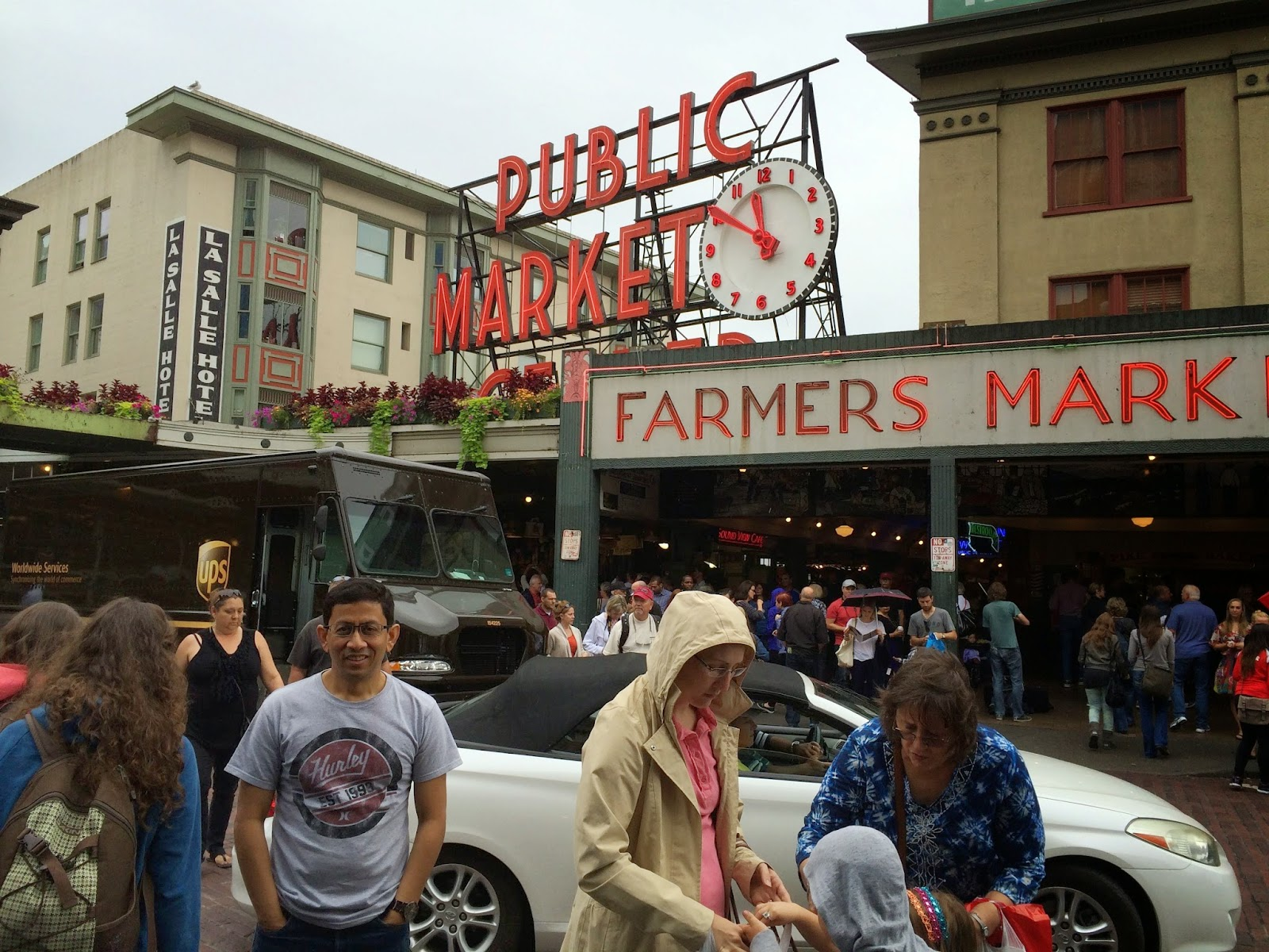 Pike's Place Market, Seattle