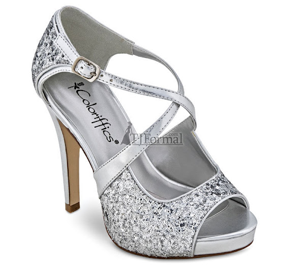 Diamond Ankle Strap Modern Lady Beautiful Shoes