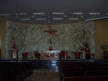 Igreja Matriz/Janeiro/2012.