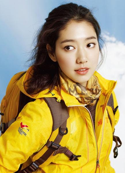 Park Shin Hye Millet SS 2014 CF