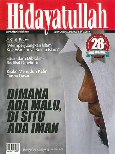 Majalah Hidayatullah Edisi Mei 2015