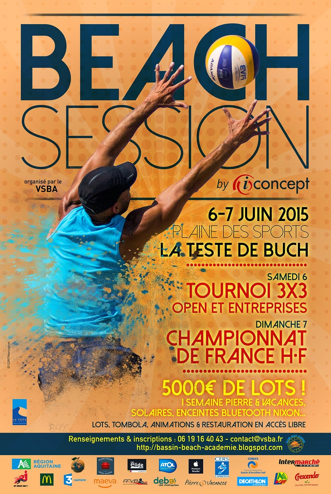 BEACH SESSION 2015