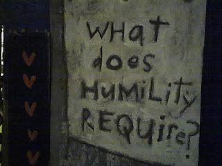 humility, require, aspiration