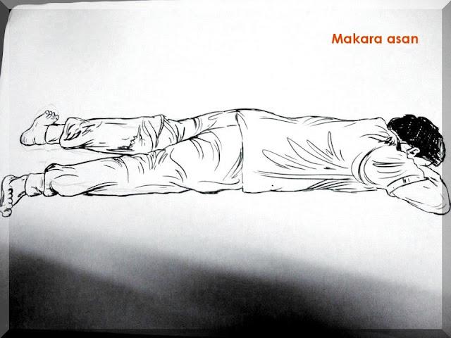 image for Makara asan