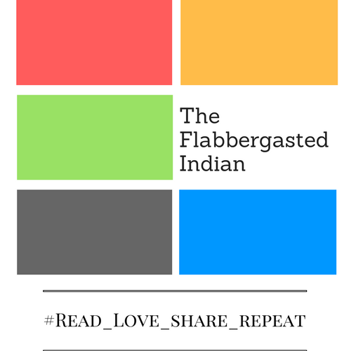 The Flabbergasted Indian