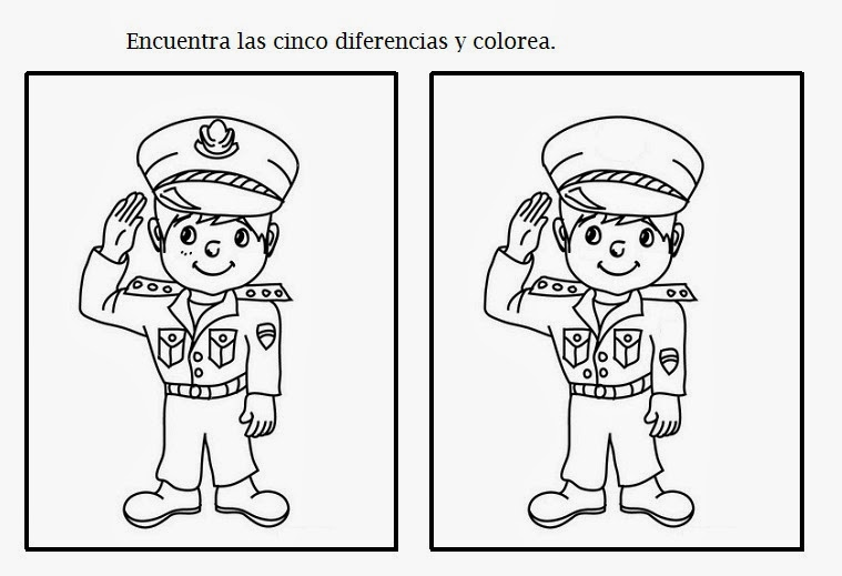 COSILLAS DE INFANTIL: Fichas para el Carnaval