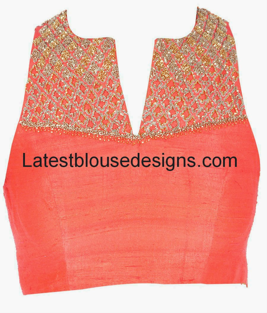high neck sleeveless blouse