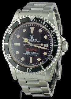 Montre Rolex Sea-Dweller Double Red Mark IV