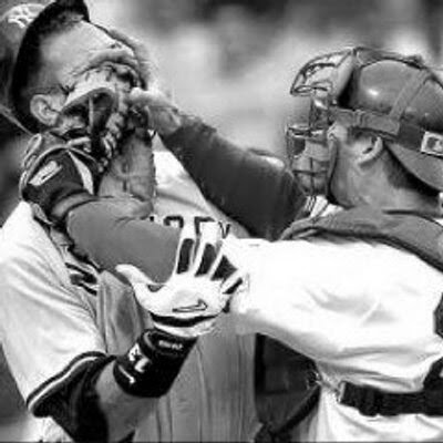 The A-Rod VS. Varitek Brawl: One Decade Later