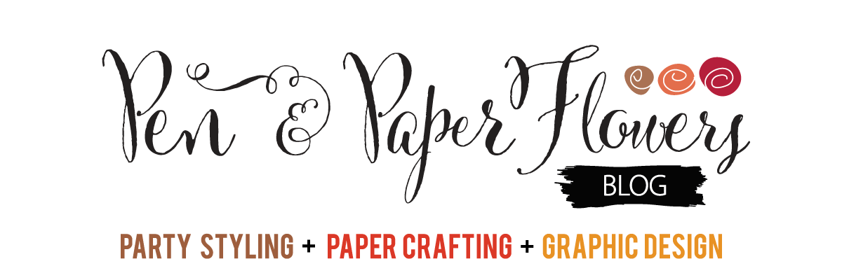 Pen N' Paper Flowers