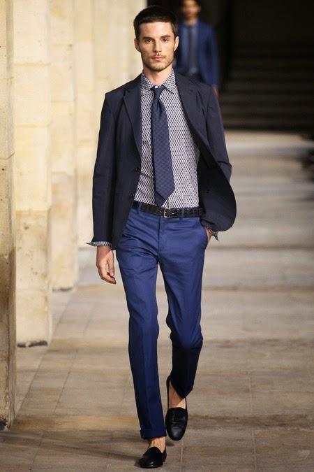 Man on the move por Hermès