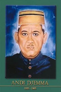gambar-foto pahlawan nasional indonesia, Andi Djema