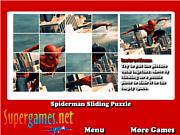 Game xếp hình Spiderman, chơi game xep hinh online tại gamevui.biz