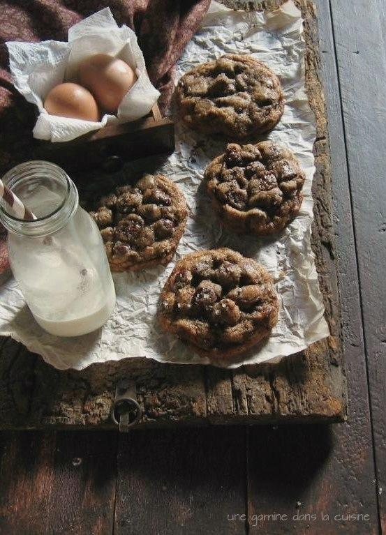 Bouchon Bakery chocolate chip cookies | une gamine dans la cuisine
