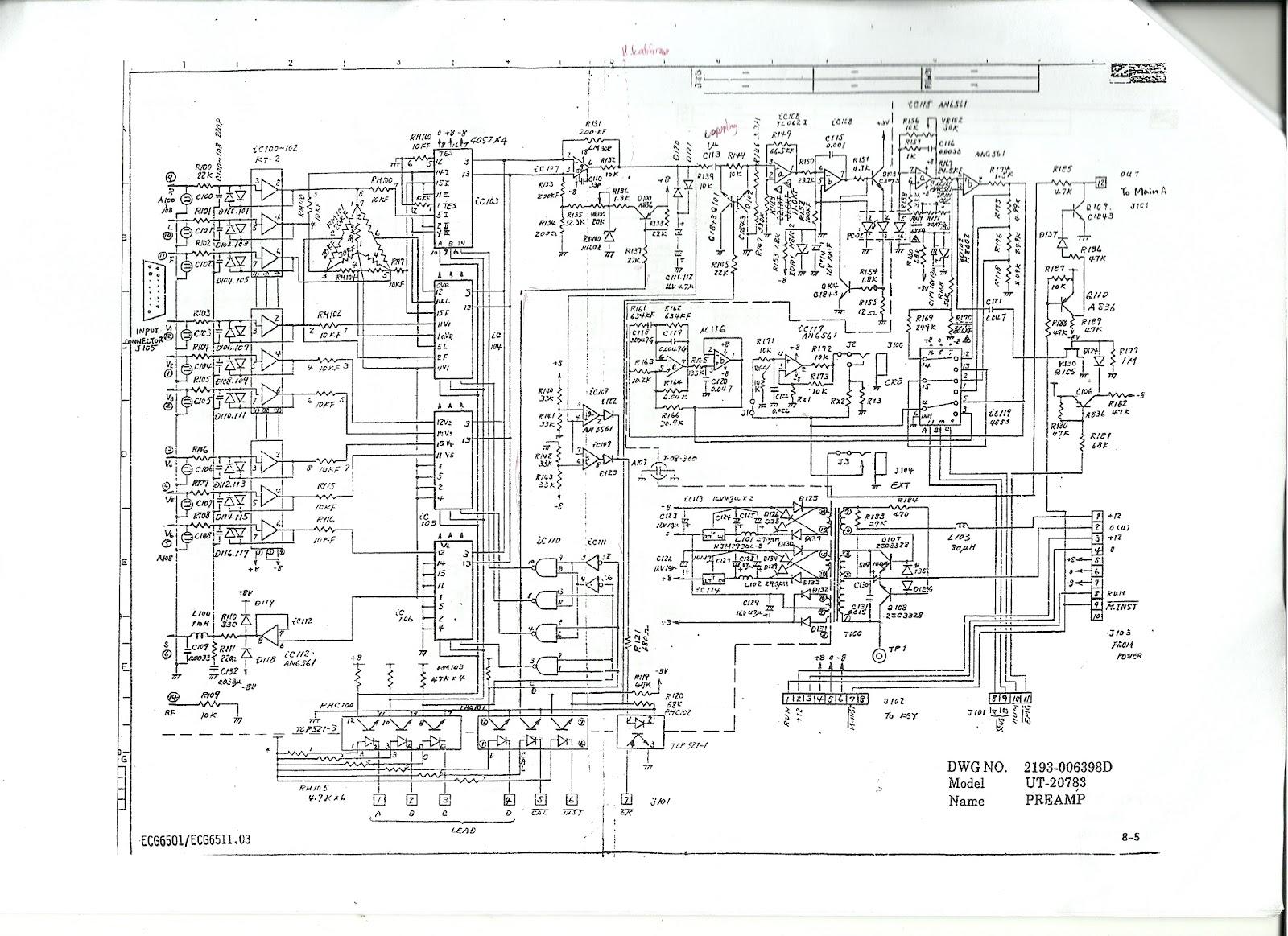 ekg wiring diagram wiring diagrams schematics rh samley co EKG Leads Diagram Labeled EKG Diagram