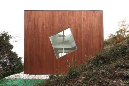 Villa Kanousan by Yuusuke Karasawa Architects