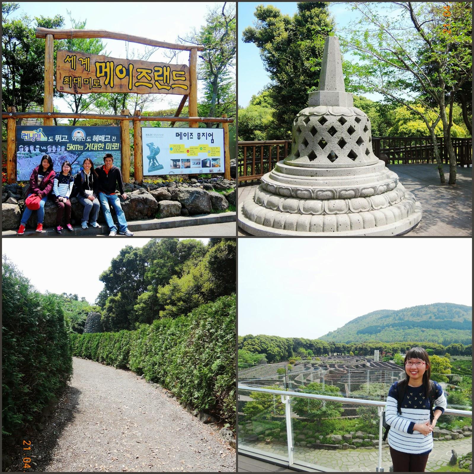 Maze Land Jeju