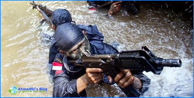 10 Pasukan Rahasia Indonesia untuk Perang Dunia