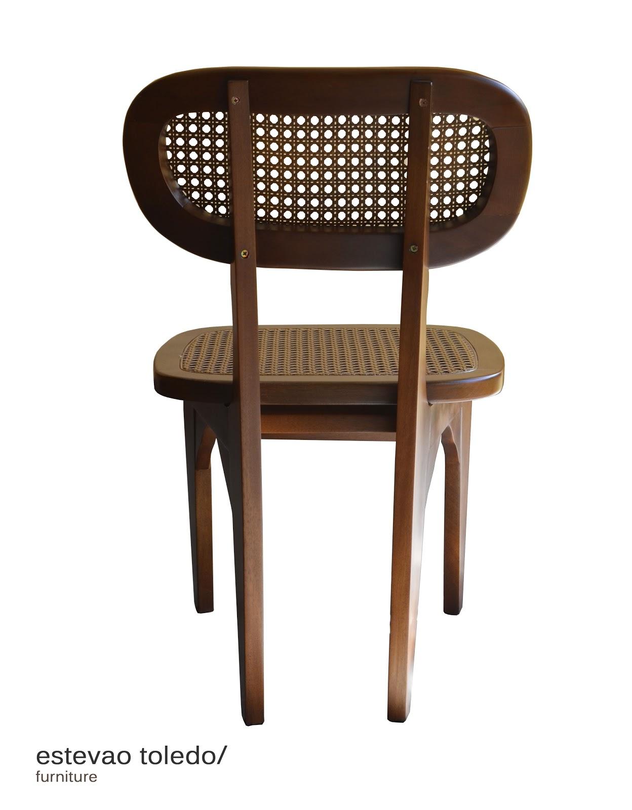 cadeira FLORIDA PLAHINHA/ Estevão Toledo/ Foto: Pamela Caszely #63432C 1248x1600