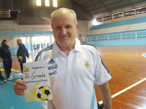 DT Fernando Larrañaga