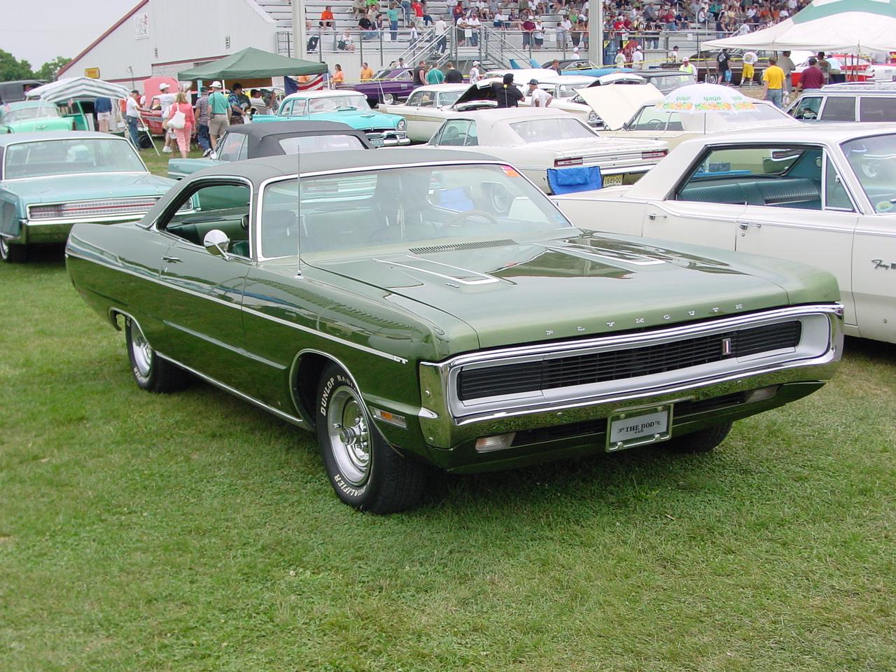 The Mopar Motorhead: 1970 Plymouth Fury