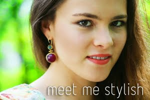 MEET ME STYLISH - MY DAUGHTER'S BLOG