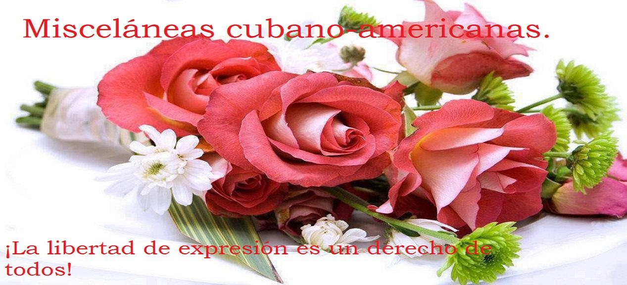 Miscelaneas cubano-americanas