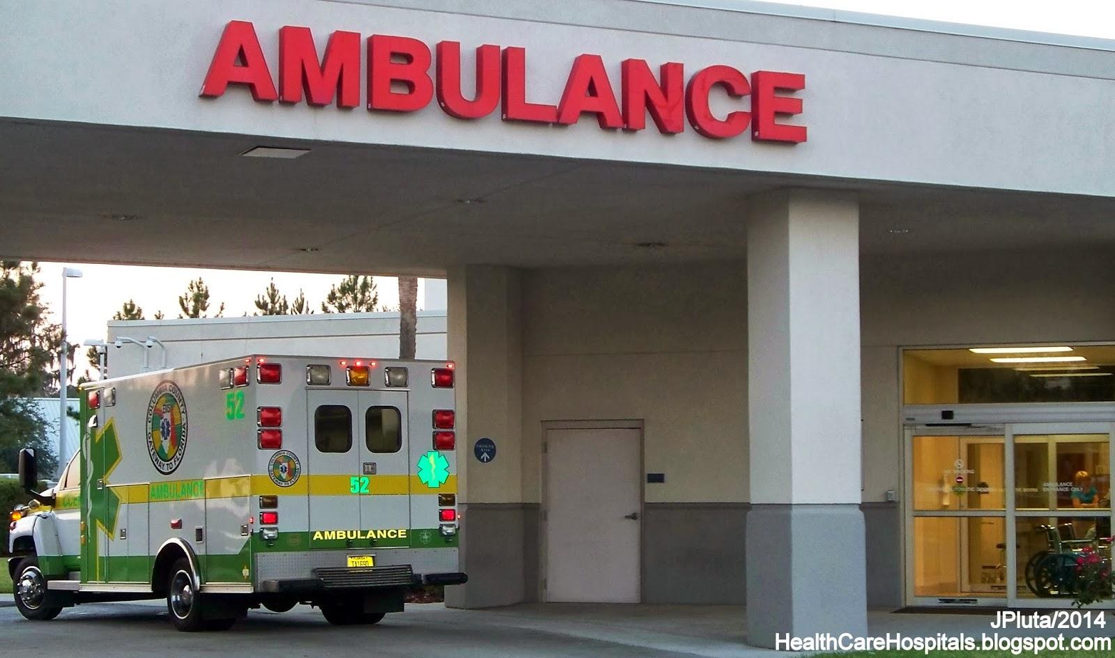 Central Carolina Hospital Emergency Room