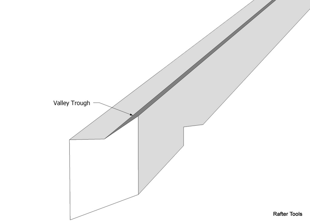 Awesome Valley Rafters Roof Framing Image - Custom Picture Frame ...