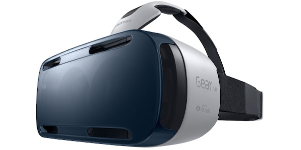 Samsung Gear VR (side)