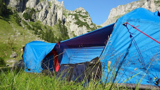 Mammut Tent Lodge Bivy - Valea Gaura Bucegi