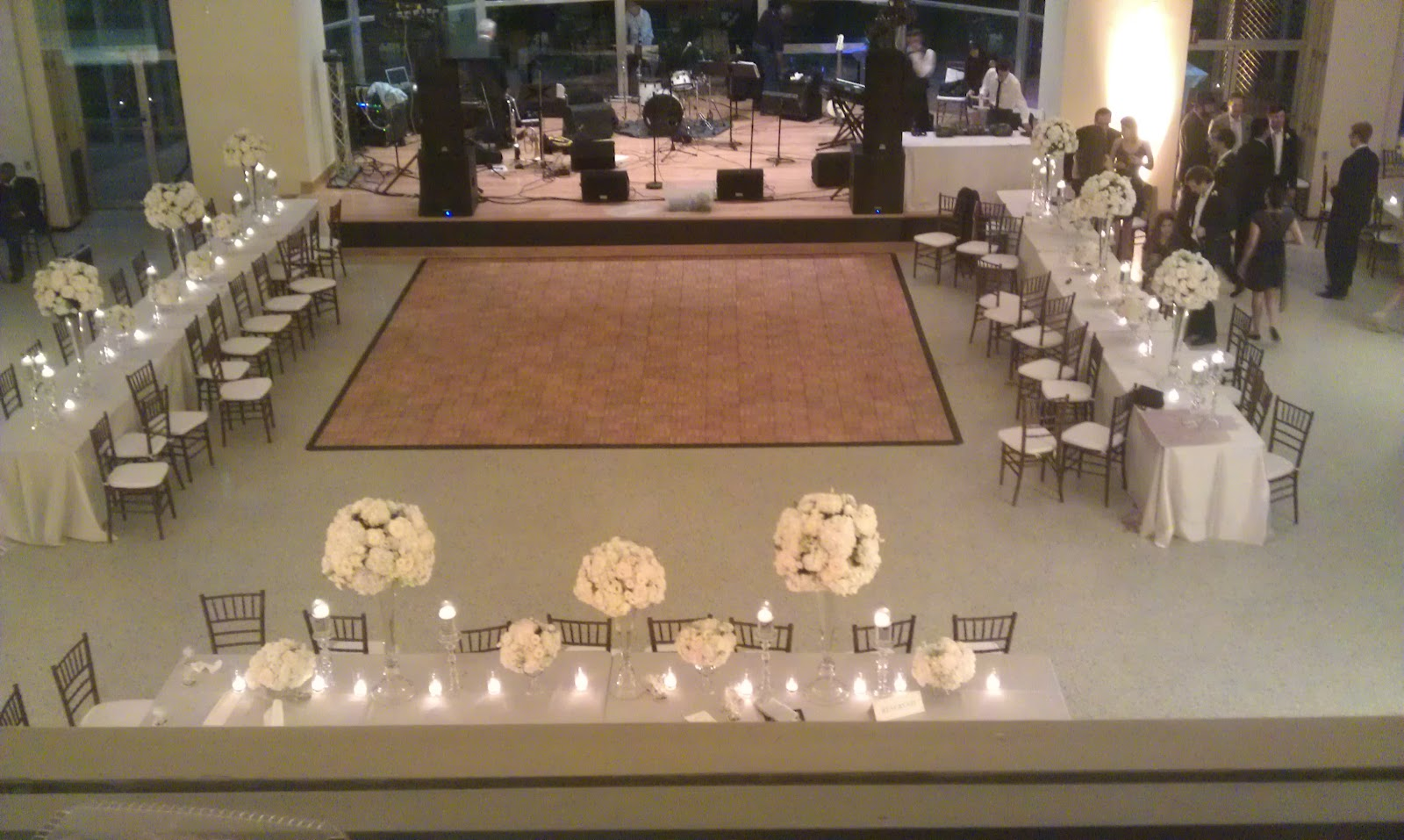 A Unique Choice Of Floorplans Made For Dazzling Wedding Reception At The Grand Hall Texas Discovery Gardens
