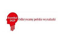 Logo konkursu Eureka! DGP – Odkrywamy polskie wynalazki