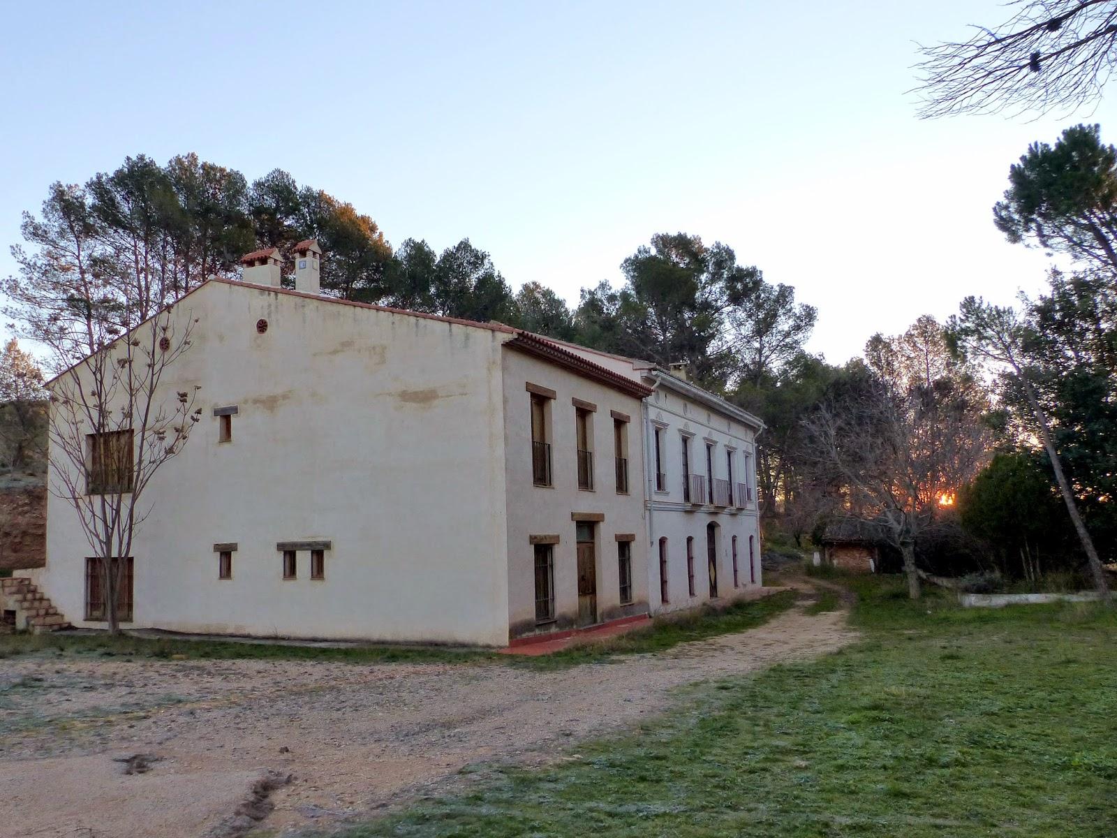 Nacimiento río Mijares - Rambla del Quixal - El Fresnal - Área ...