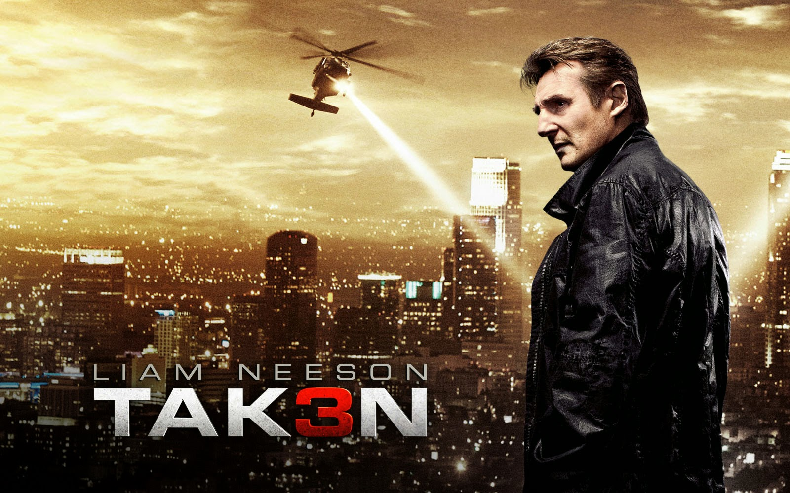 Official 'Taken 3' Poster.