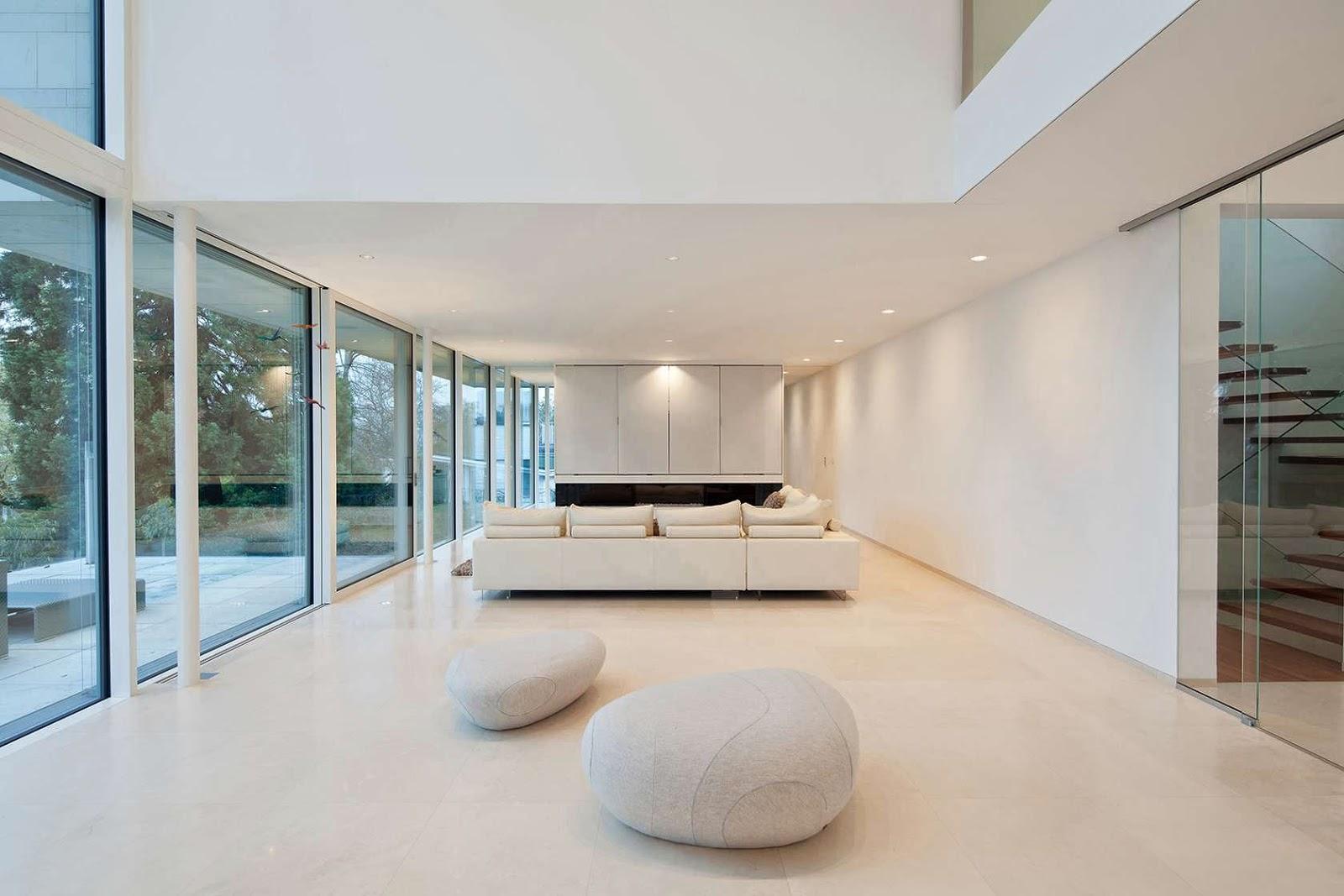 simplicity love: House P+G, Germany | Architekten ...