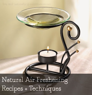 recipes for air freshener