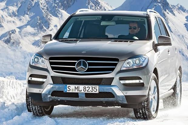 2014  Mercedes-Benz M