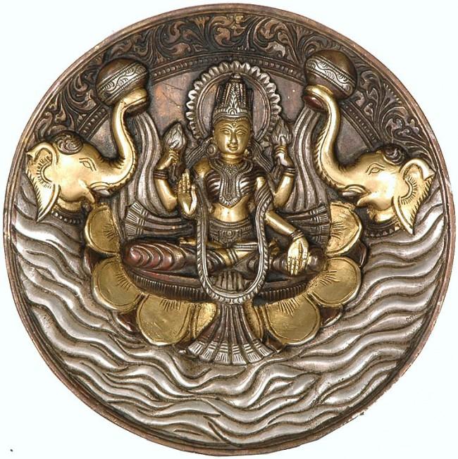 Goddess Lakshmi Devi image pictures