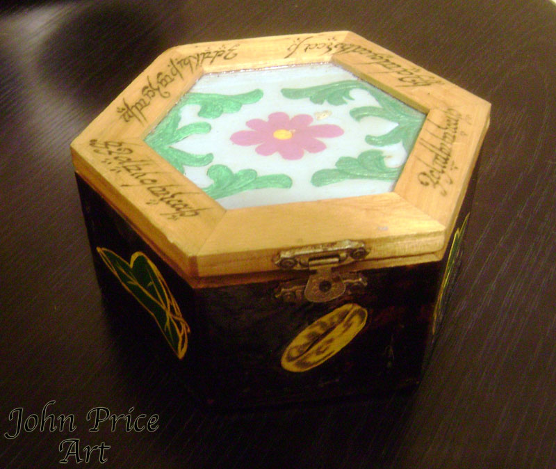 price lord of the rings boxes part ii
