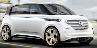The Future of Volkswagen Budd-e Concept