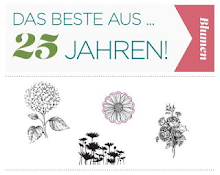 "Das Aktions- Stempelset im Juni ""The Best of Flowers"""