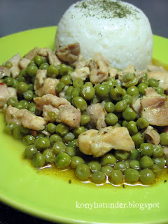 chicken-green-peas-ragout