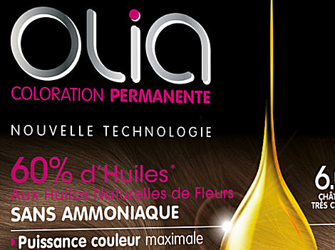 olia garnier le changement de la coloration cest maintenant - Coloration Olia Blond