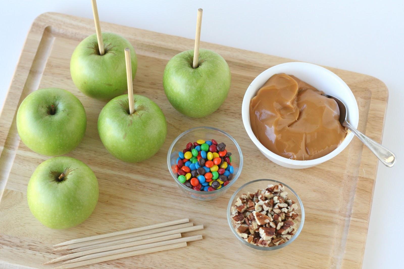 How to Make Gourmet Caramel Apples – Glorious Treats