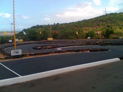Go Karting Track, Nuvem - Salcette South Goa