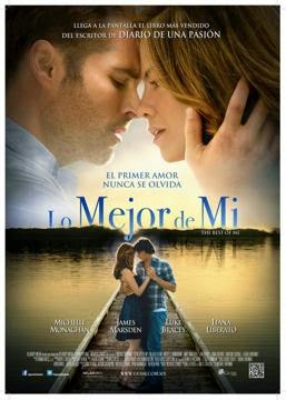 Lo mejor de mi [The best of me] [BRRip 1080p] [DUAL Ingles/Latino] [1 Link] [MEGA]